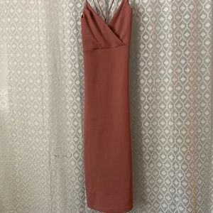 Windsor Mauve Dress Size Medium. NWT